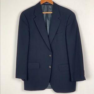 Vintage Chaps Ralph Lauren dark blue blazer